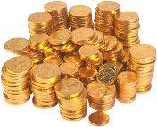 Инвестиционные монеты освобождены от дополнительного налогообложения и их стоимость очень близка к цене драгоценного металла содержащегося в них.