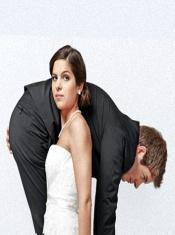 У мужа член меньше