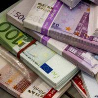 Банк выбросил 170 тысяч евро.