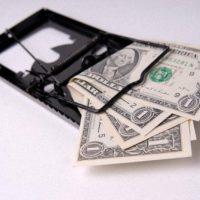Кредитная карта — сыр в мышеловке?