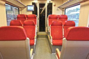 Кражи в поездах