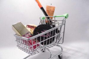 Случайные покупки